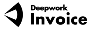 deepwork invoiceのロゴ